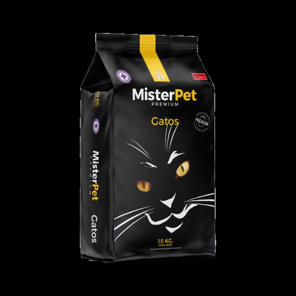 Ración Mister Pet Gato 10Kg + 1Kg de Regalo