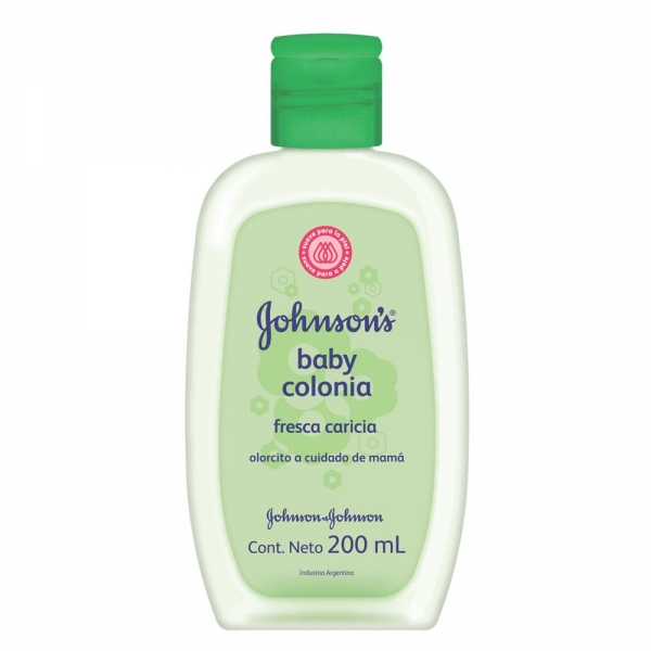 Colonia J&J Fresca Caricia 200ML
