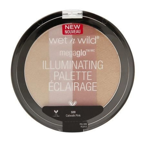 Compacto Wet N´Wild Palette Illuminating 320