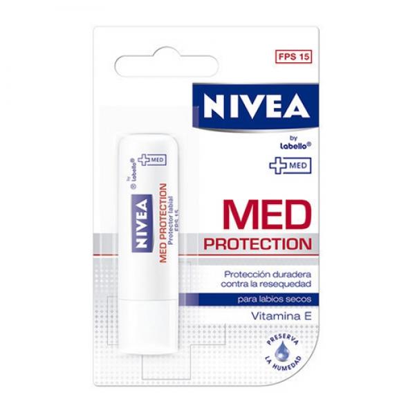 Labial Nivea Med Protection FPS15 4.8 G