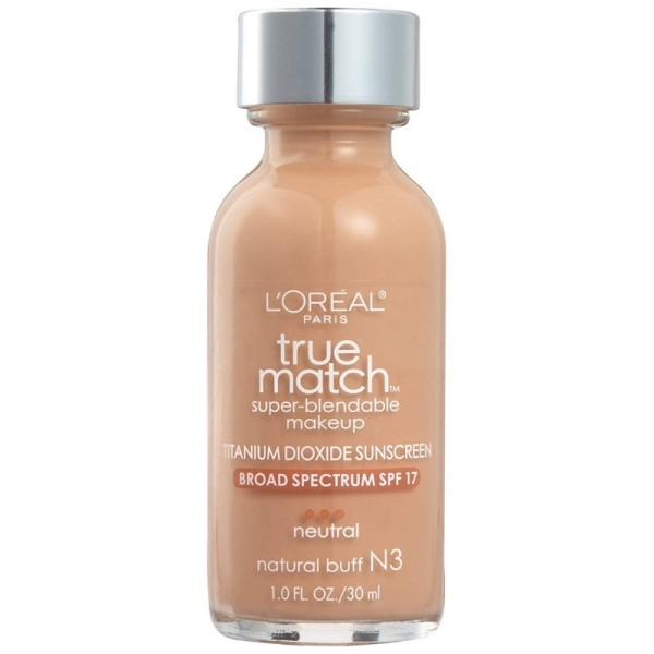 Base L'Oreal True Match Natural Buff N3