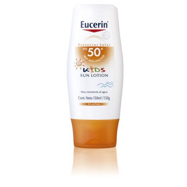 Protector Solar Eucerin Kids FPS50 150ML