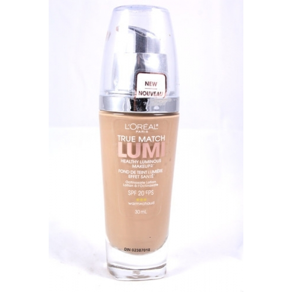 Base Loréal True Mach Lumi Buff Beige