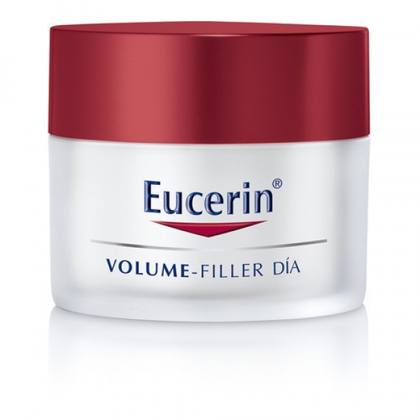 Crema Eucerin Volume Filler Día Piel Normal a Mixta 50 ML