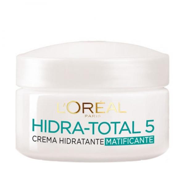 Crema Loréal Hidra Total 5 Matificante