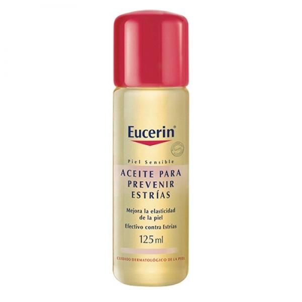 Aceite Eucerin Anti Estrias 125 ML