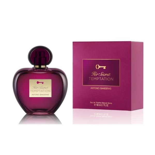 Perfume Antonio Banderas Secret Temptation EDT 80 ML