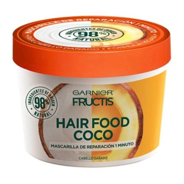 Tratamiento Fructis Hair Food Coconut 350 ML