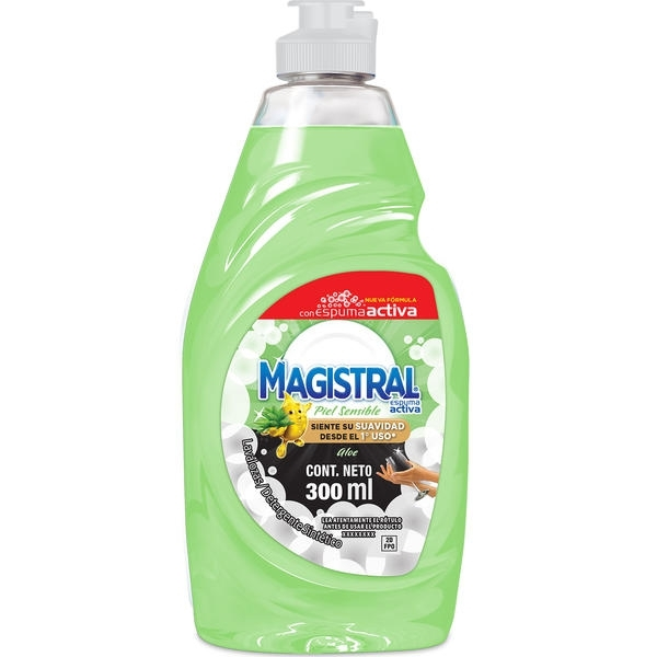 Detergente Magistral Aloe 300ml