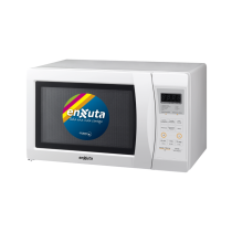 Microondas Digital Enxuta MOENX0323DGB 23LT Blanco con Grill