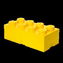 Organizador Lego Storage 8 Amarillo