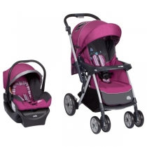 Travel System Joie Extoura Boysenberry