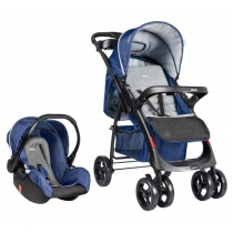 Travel System Infanti Andes Mist Navy
