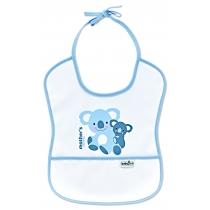 Babero Impermeable Baby Jem Azul