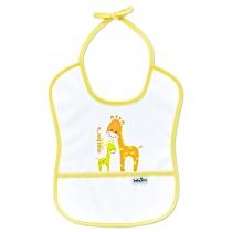 Babero Baby Jem Impermeable Amarillo