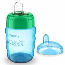 Vaso Avent Easy Sip Varón 260ML
