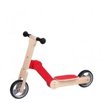 Monopatín y Bicicleta Balance 2en1