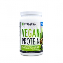 Vitalabs Vegan Protein Whey Vainilla 2lb