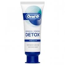 Pasta de Dientes Oral-B Detox Deep Clean 102GR