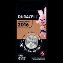 Pila Duracell Lithium DL 2016/3V x1