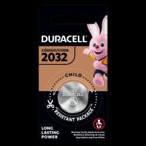 Pila Duracell Lithium DL 2032/3V x1