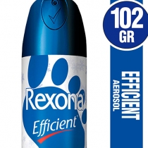 Aerosol Rexona para Pies Efficient 102ml