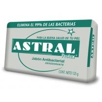 Jabón Astral Plata 125 Grs