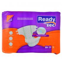 Pañales Readysec Adulto G x24