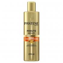 Shampoo Pantene Miracle Fuerza y Reconstrucción 270ML