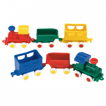 Viking Toys Set Mini Tren