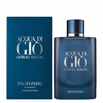 Perfume Acqua Di Gio Profondo EDP 125ML