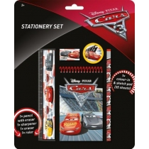 Set Stationary Cars 3 en Blister 5u