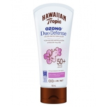 Protector Solar Hawaiian Tropic Ozono Duo Defense FPS50 180ML