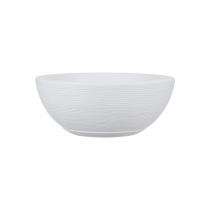 Maceta Amsterda Graphito Blanca 30x13cm