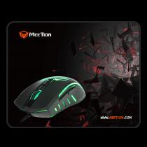 Kit Mouse + Mousepad Meetion MT-CO11