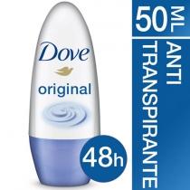 Antitranspirante Dove Original Roll on 50ml