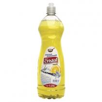 Detergente Cristal Limón 1,25L