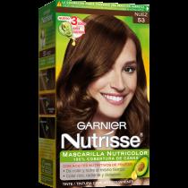 Tinta Garnier Nutrisse Colorissimo N°53