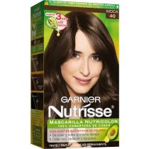 Tinta Garnier Nutrisse Colorissimo N°40