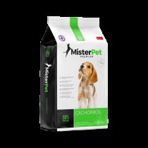 Ración Mister Pet Premium Cachorros 15Kg