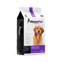 Ración Mister Pet Premium Adultos Mordida Pequeña 15kg