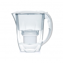 Jarra Aqua Optima Oria White + Filtro 30 Días