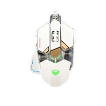 Mouse Meetion Pro Gaming MT-M990 Blanco