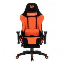 Silla Gamer Meetion MT-CHR25 Black/Orange