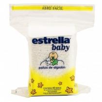 Algodón Estrella Baby en Paños 40u