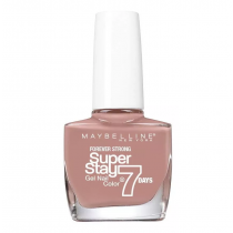 Esmalte Maybelline Efecto Gel Super Stay 7 Days Brick Tan 10ML