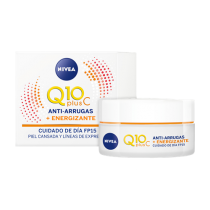 Crema Nivea Antiarrugas Q10 Plus C Día 50ML