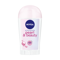 Desodorante Nivea Barra Pearl&Beauty Woman 40ML