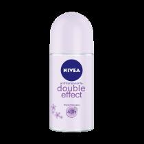 Desodorante Nivea Roll On Double Effect Violet Woman 50ML
