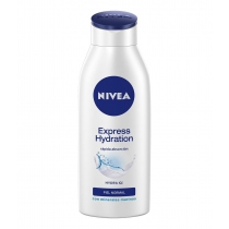 Loción Corporal Nivea Express Hydration 250ML